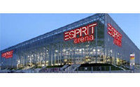 Esprit gives its name to multisport stadium in Düsseldorf