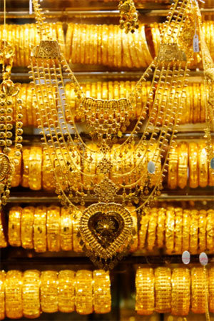 Gold Jewellery On In Dubai