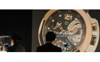 Watches, jewellery makers set for tough Basel fair