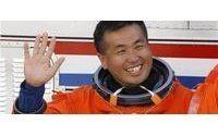 Astronaut tests stink-free underwear