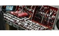Thailand destroys fake goods worth 45 mln dlrs