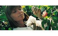 Ventas de algodón orgánico en alza del 63% para 2008
