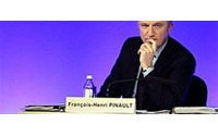 Angry workers besiege French tycoon Pinault