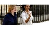 Michelle Obama elegante come sempre: look J.Crew per 454 usd