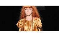 María Lafuente aprovecha la Russian Fashion Week para la conquista de Rusia