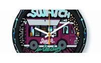 "Swatch dévoile sa montre ""Street Club"""