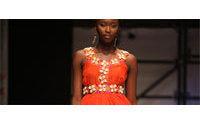 Bold fashion defies slowdown in South Africa