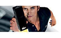 Lacoste : Hayden Christensen, ambassadeur du nouveau parfum Challenge