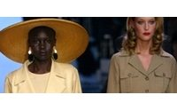 """Lo stile """"La Mia Africa"""" torna di moda"""