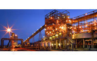 Anglo-American: iron ore production increases in the first quarter