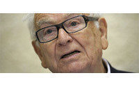 Pierre Cardin hospitalised but due to return home