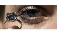 Un diamant bleu spectaculaire vendu 23,795 millions de dollars à Genève