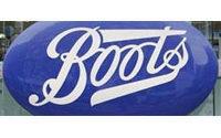 Alliance Boots profit up