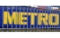 Metro sees German Cash &amp&#x3B; Carry posting 2009 profit