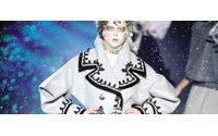 巴黎时装周09/10秋冬发布:穿越时空概念实验