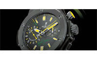 Hublot sees slight decline in 2009 sales