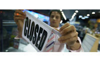 Retail bankruptcies seen picking up
