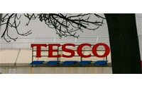 Tesco sales up 10 percent