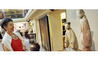 Kenzo: addio senza rimpianti alle sue collezioni d'arte