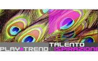 Scelti i 10 finalisti di Play Trend, vincitore a dicembre