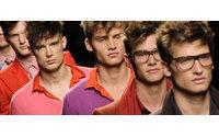 Mode homme à Milan : du blanc ou des couleurs, qu'importe pourvu que ce soit frais