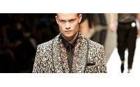 Dolce&Gabbana busca la perfección masculina en los desfiles Milano Moda Uomo