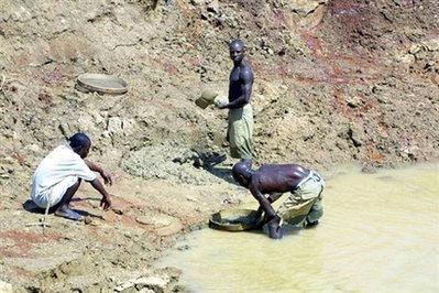 essay on blood diamonds in sierra leone