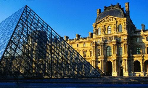 Under Le Louvre