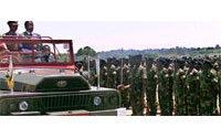 Zimbabwe army accused of diamond field abuses