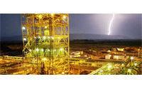 Aquarius Platinum sees 2011 output over 550,000 ozs
