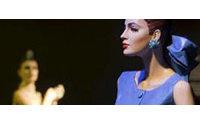 Jóvenes modistos alaveses reviven al maestro Balenciaga