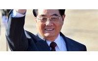 Hu Jintao: Vogliamo apertura mercati, no al protezionismo