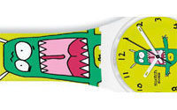 Swatch brings art and watches together