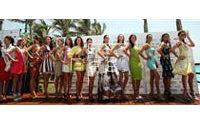 Más de 50 bellezas llegan al Caribe mexicano para certamen Miss España