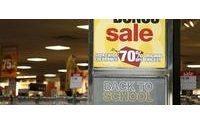 Outlook darkens for US back to school sales