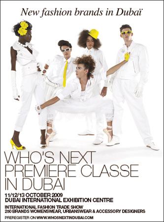 Première Classe, Who's Next