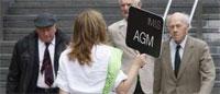 Marks & Spencer's Rose survives shareholder rebellion