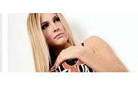 Dal gossip alla moda, Noemi 'sposa' per Gattinoni