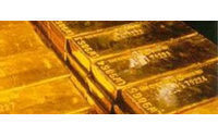 Gold rises above $1,190 on sovereign risk fears