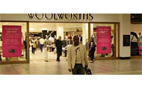 Woolworths first half EPS to fall 20%, shares dip