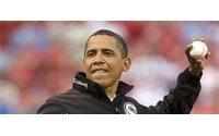 «Mom-Jeans» bringen Obama in den Schlagzeilen