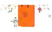 Leather bags help Hermes second quarter sales rise 12 percent