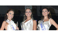 Las representantes de Granada y Jaén, elegidas Primeras Damas en Miss España