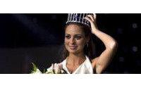 La coruñesa Estíbaliz Pereira, coronada Miss España 2009