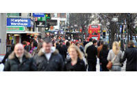 Decline in UK retail sales eases in July