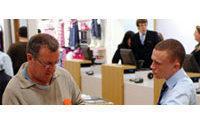 John Lewis weekly sales rise