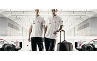 Samsonite and McLaren sign licensing agreement