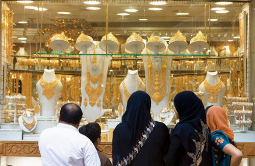 Abu Dhabi gold sales maintain growth in July - News
