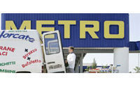 Retailer Metro sees no signs for fast recovery