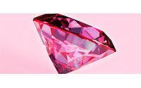 """Rare """"vivid pink"""" diamond could break sale record"""